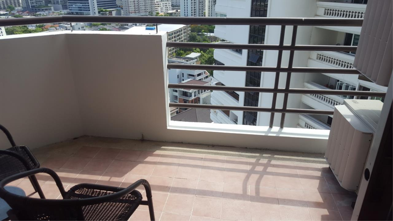 The One Residence Agency's condominium for rent at The Waterford Diamond , 2BR , 1BA , 61SQM 2