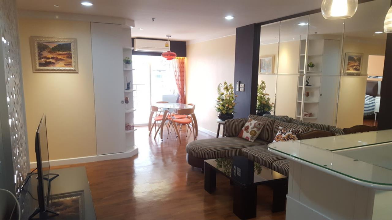 The One Residence Agency's condominium for rent at The Waterford Diamond , 2BR , 1BA , 61SQM 11