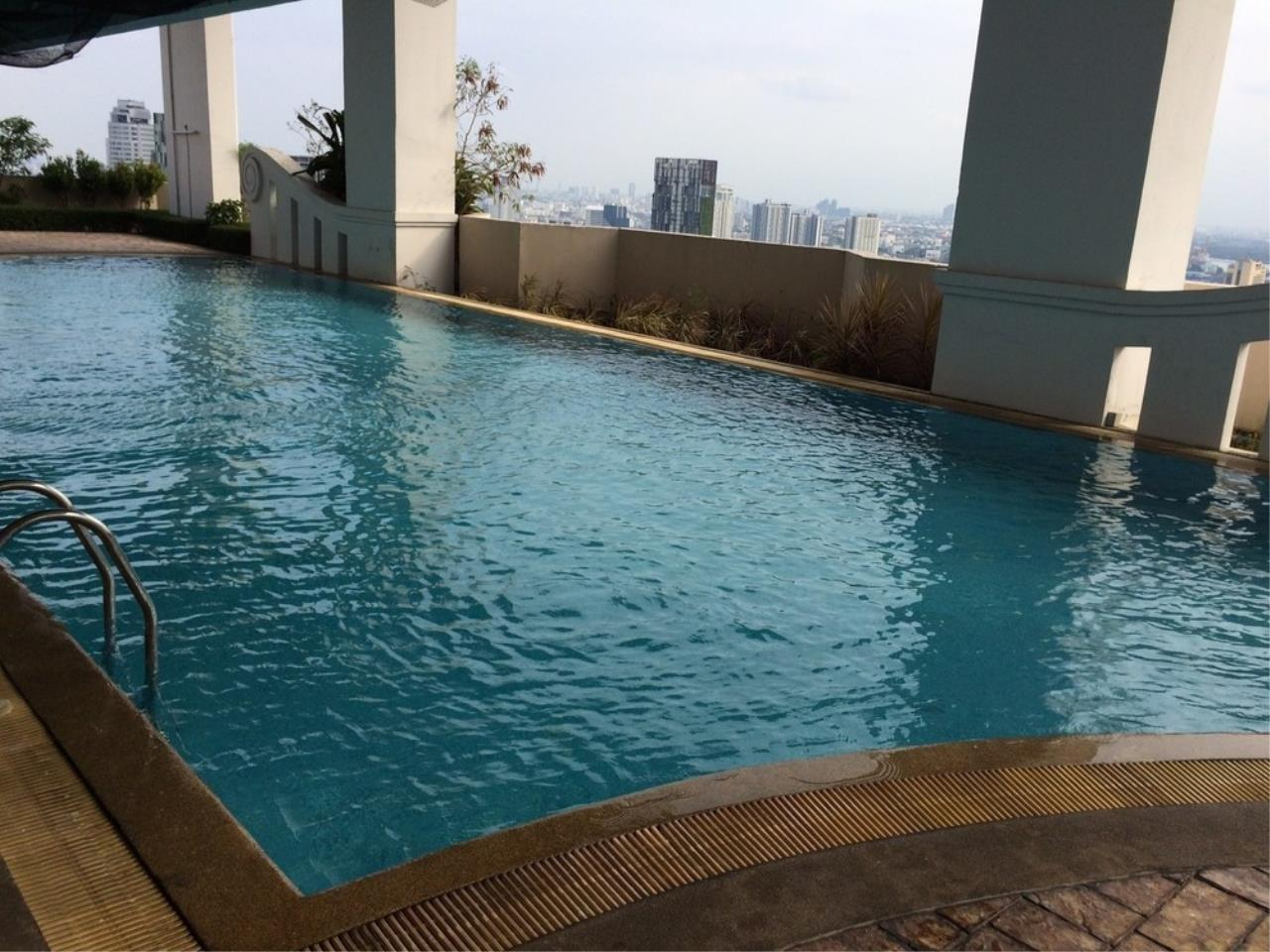 The One Residence Agency's condominium for rent at The Waterford Diamond , 3BR , 2BA , 120SQM 4