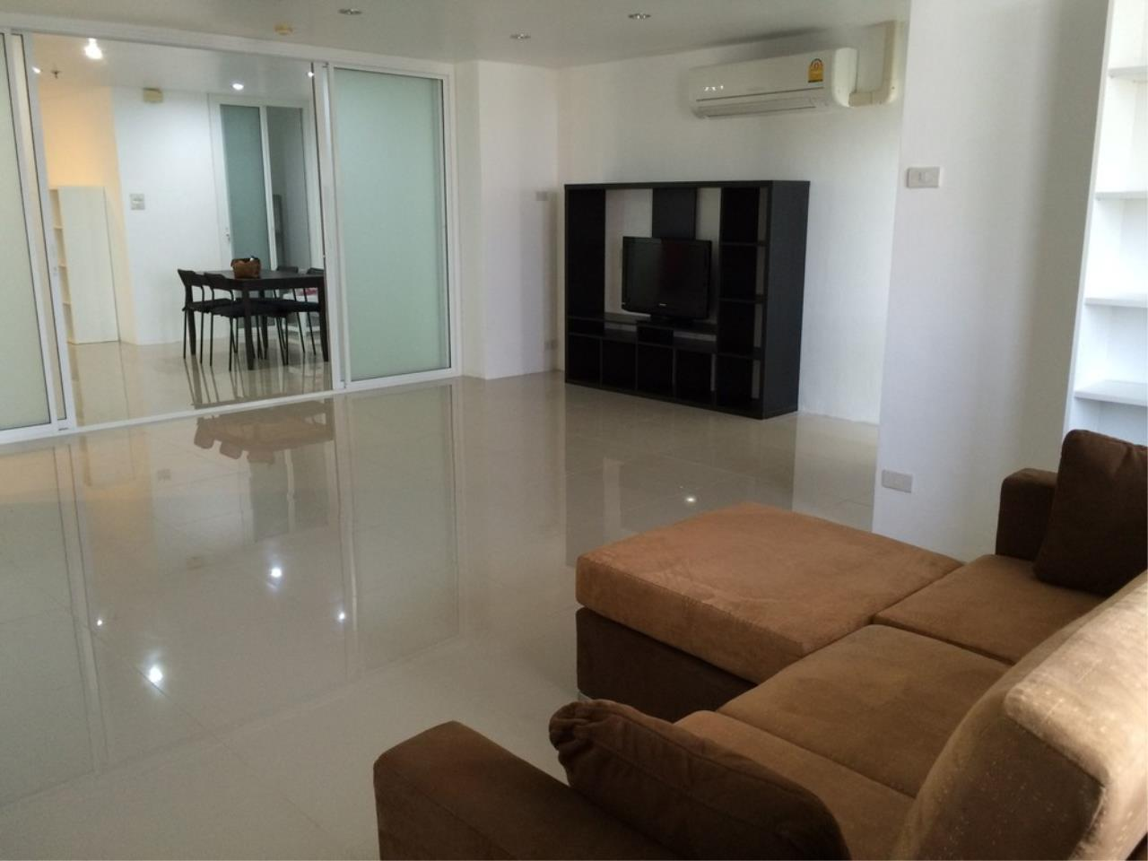 The One Residence Agency's condominium for rent at The Waterford Park Sukhumvit 53 , 1BR , 1BA , 90SQM 4