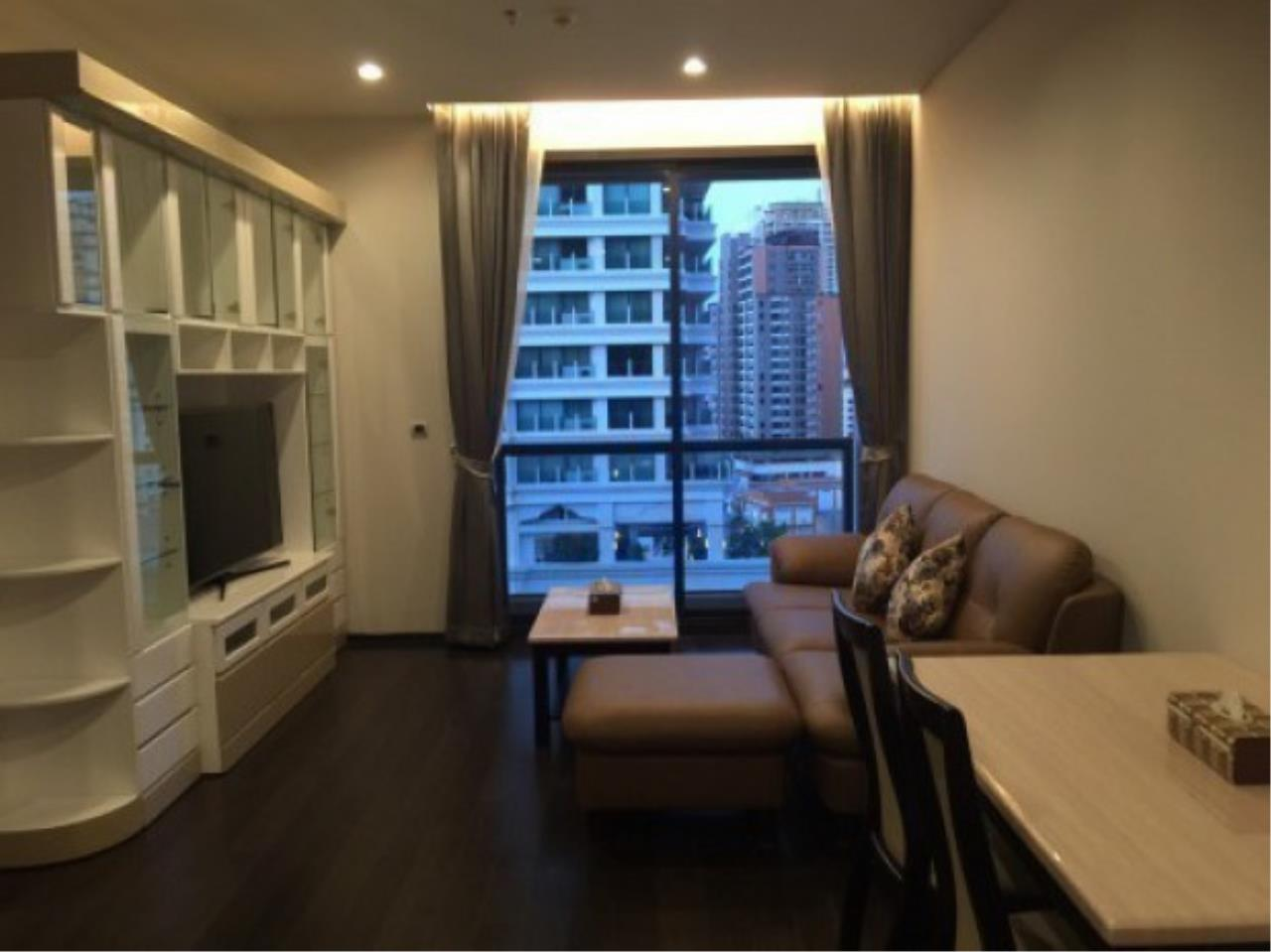 The One Residence Agency's condominium for sale , rent at The XXXIX by Sansiri , 1BR , 1BA , 54SQM 4