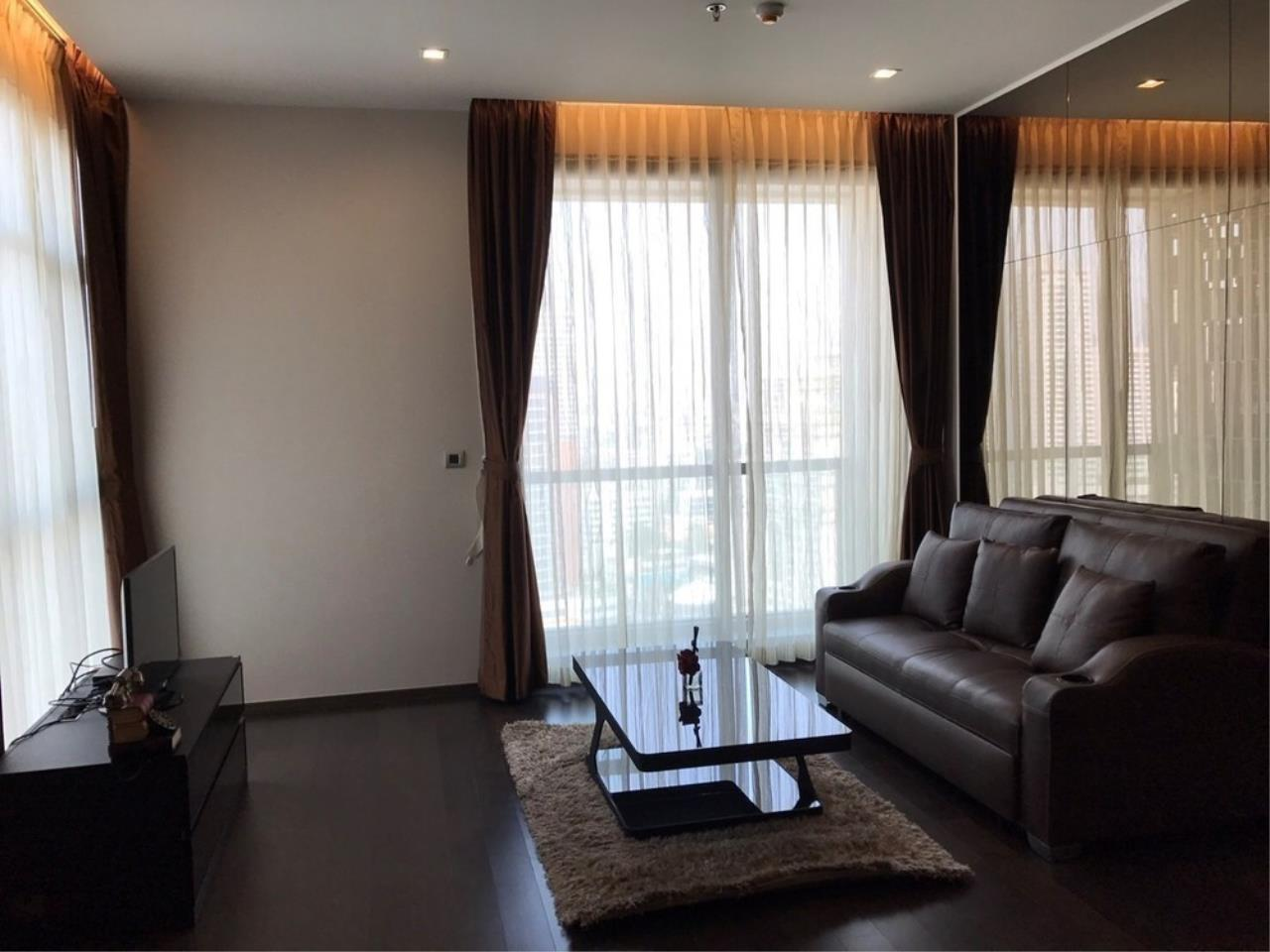 The One Residence Agency's condominium for rent at The XXXIX by Sansiri , 2BR , 2BA , 80.1SQM 1
