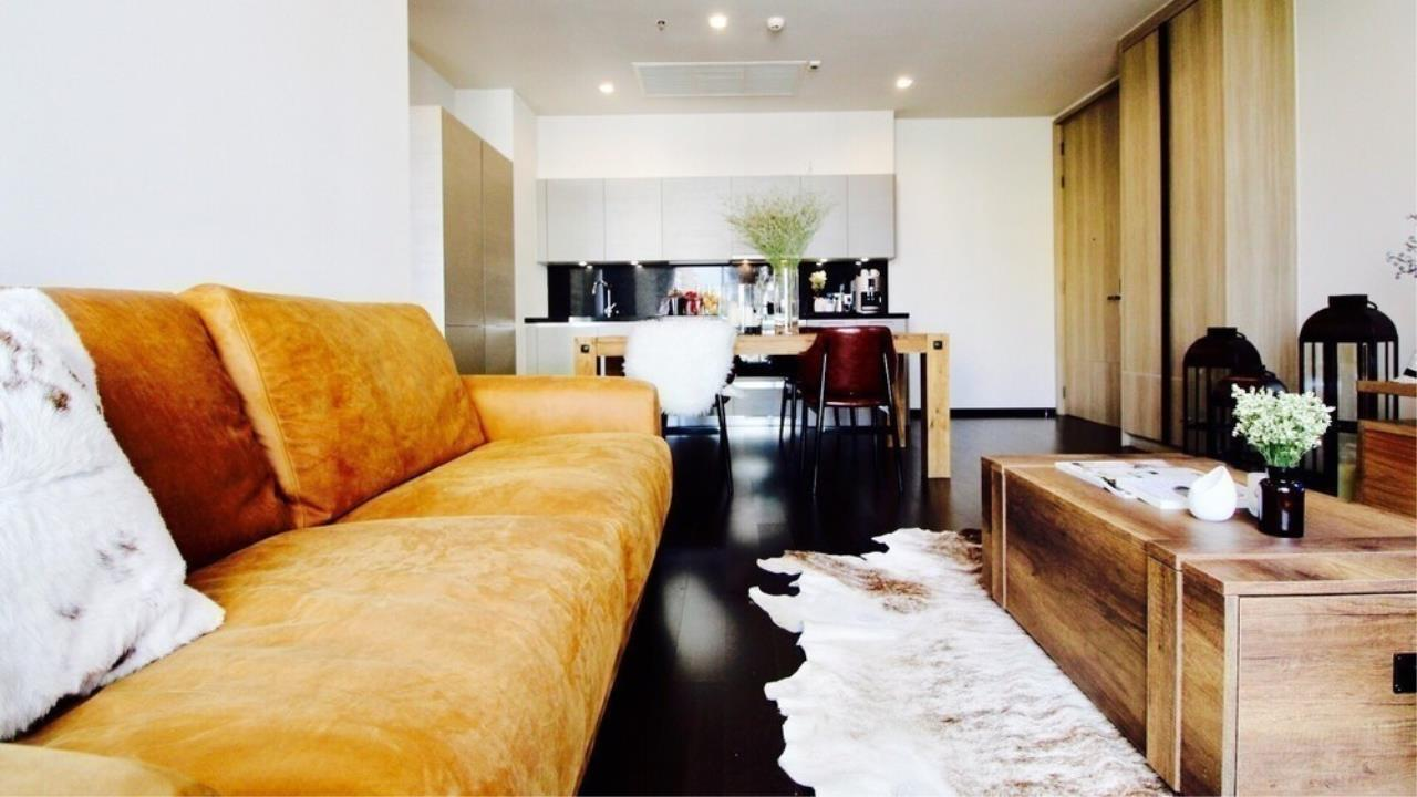 The One Residence Agency's condominium for rent at The XXXIX by Sansiri , 2BR , 2BA , 82SQM 1