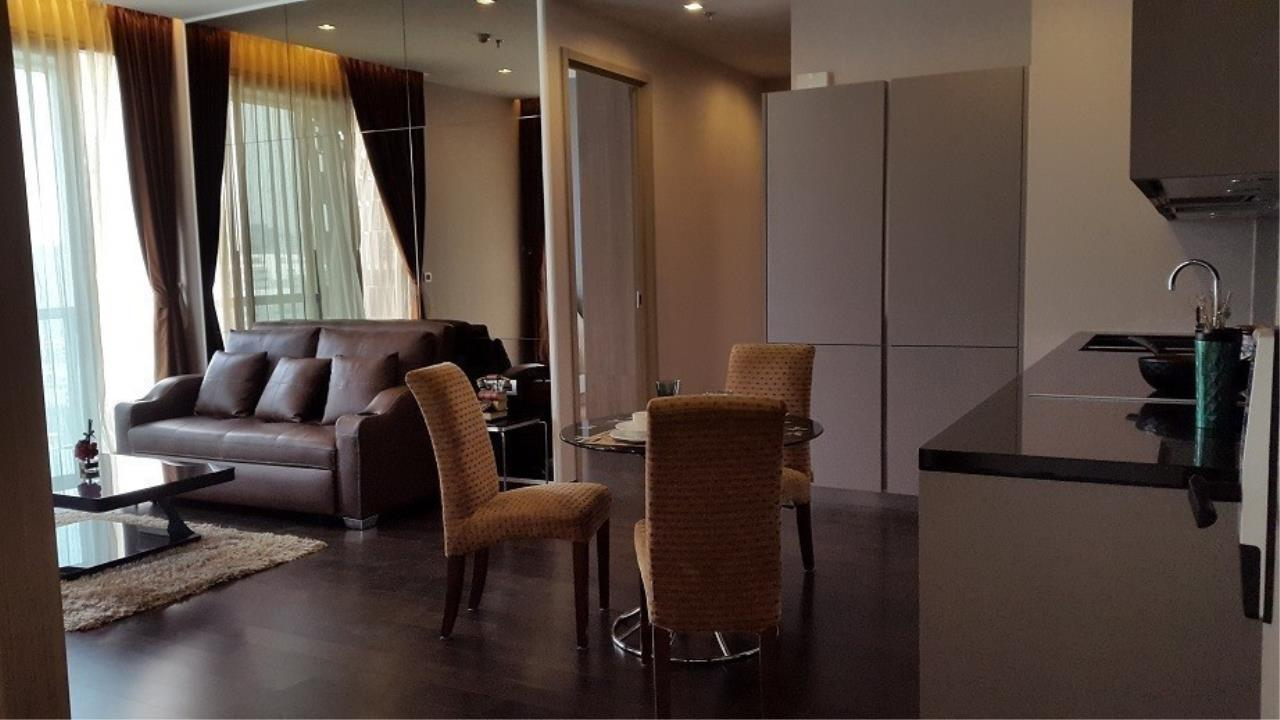 The One Residence Agency's condominium for rent at The XXXIX by Sansiri , 2BR , 2BA , 81SQM 2