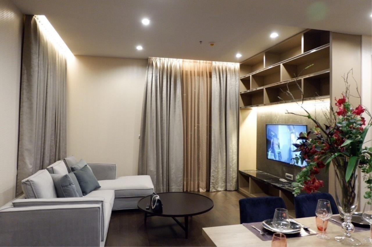 The One Residence Agency's condominium for rent at The XXXIX by Sansiri , 2BR , 2BA , 75SQM 1