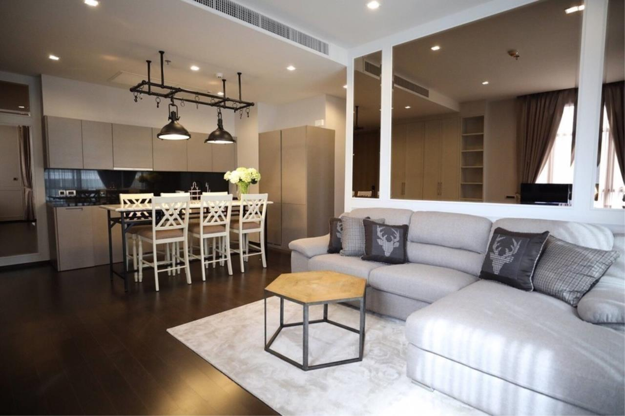 The One Residence Agency's condominium for rent at The XXXIX by Sansiri , 2BR , 2BA , 82.65SQM 1