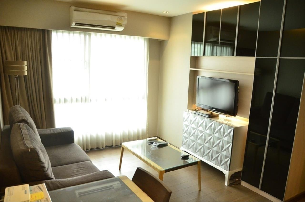 The One Residence Agency's condominium for rent at Tidy Thonglor , 1BR , 1BA , 41SQM 4