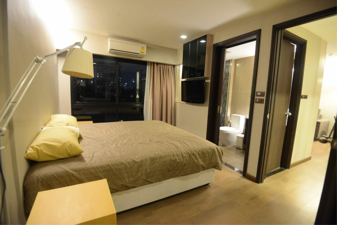The One Residence Agency's condominium for sale , rent at Tidy Thonglor , 1BR , 1BA , 42SQM 2