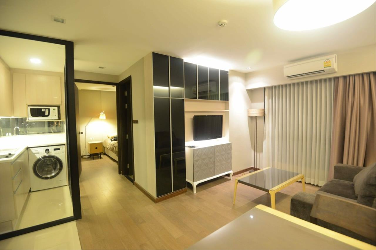 The One Residence Agency's condominium for sale , rent at Tidy Thonglor , 1BR , 1BA , 42SQM 1