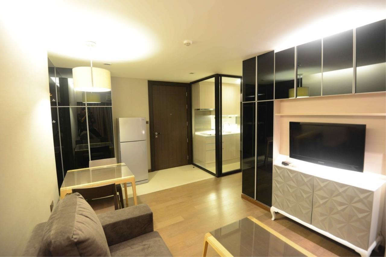 The One Residence Agency's condominium for sale , rent at Tidy Thonglor , 1BR , 1BA , 42SQM 3
