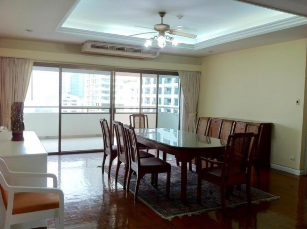 The One Residence Agency's condominium for rent at Tower Park , 3BR , 3BA , 270SQM 1