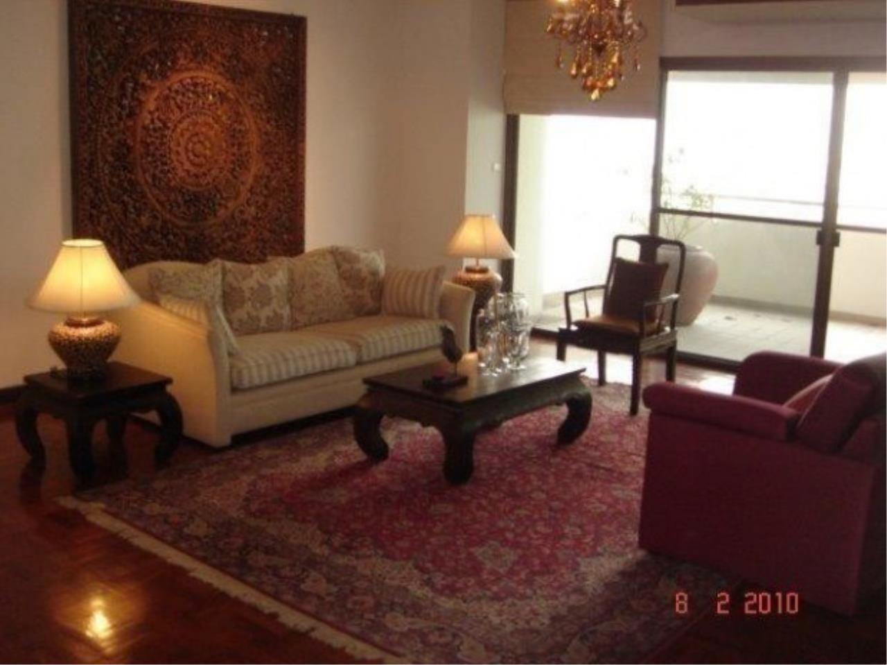 The One Residence Agency's condominium for rent at Tower Park , 3BR , 3BA , 268SQM 2