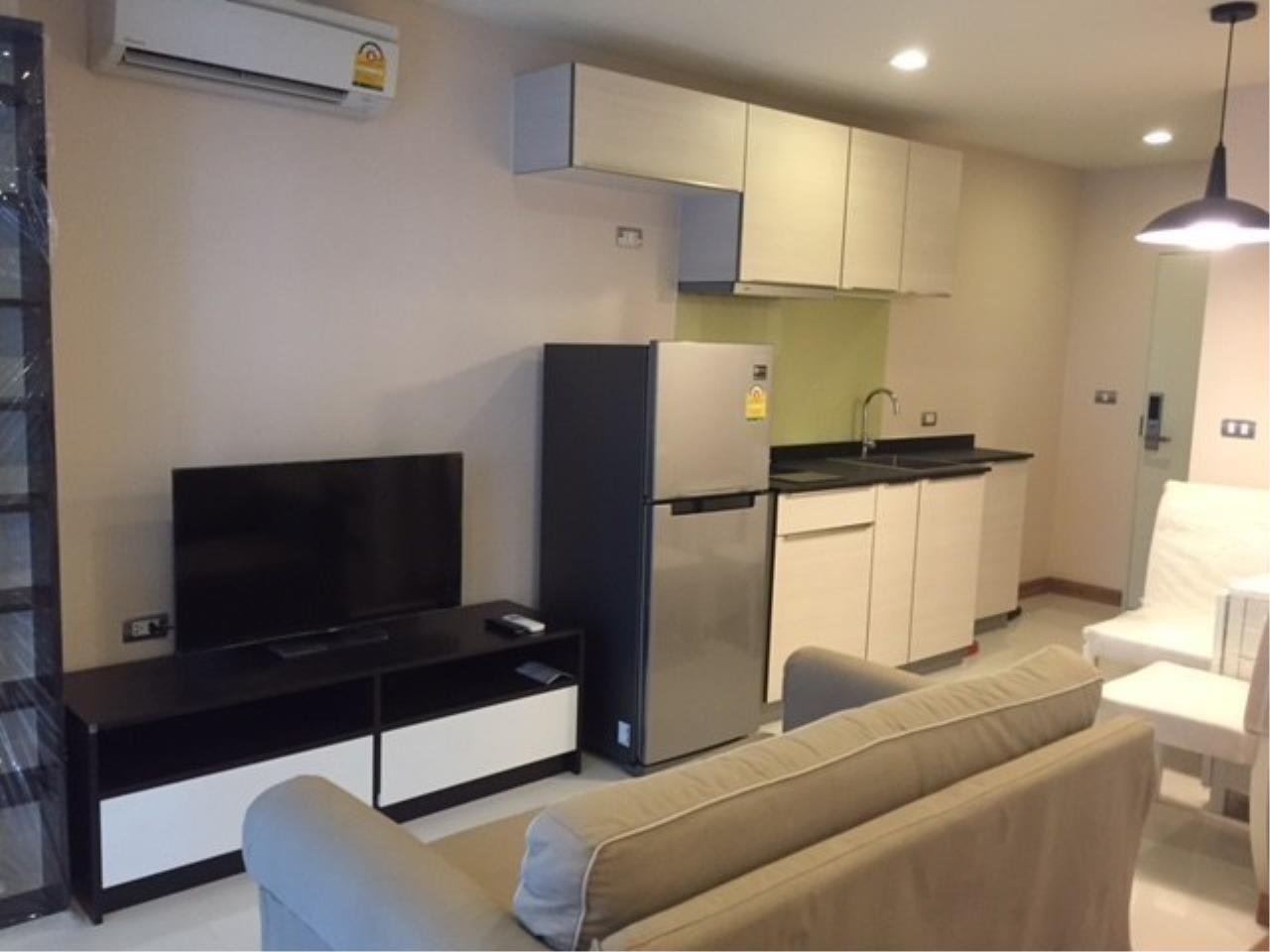 The One Residence Agency's condominium for rent at Tree Condo Ekamai , 1BR , 1BA , 39SQM 1