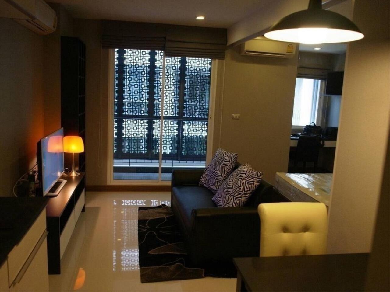 The One Residence Agency's condominium for rent at Tree Condo Ekamai , 1BR , 1BA , 40SQM 1