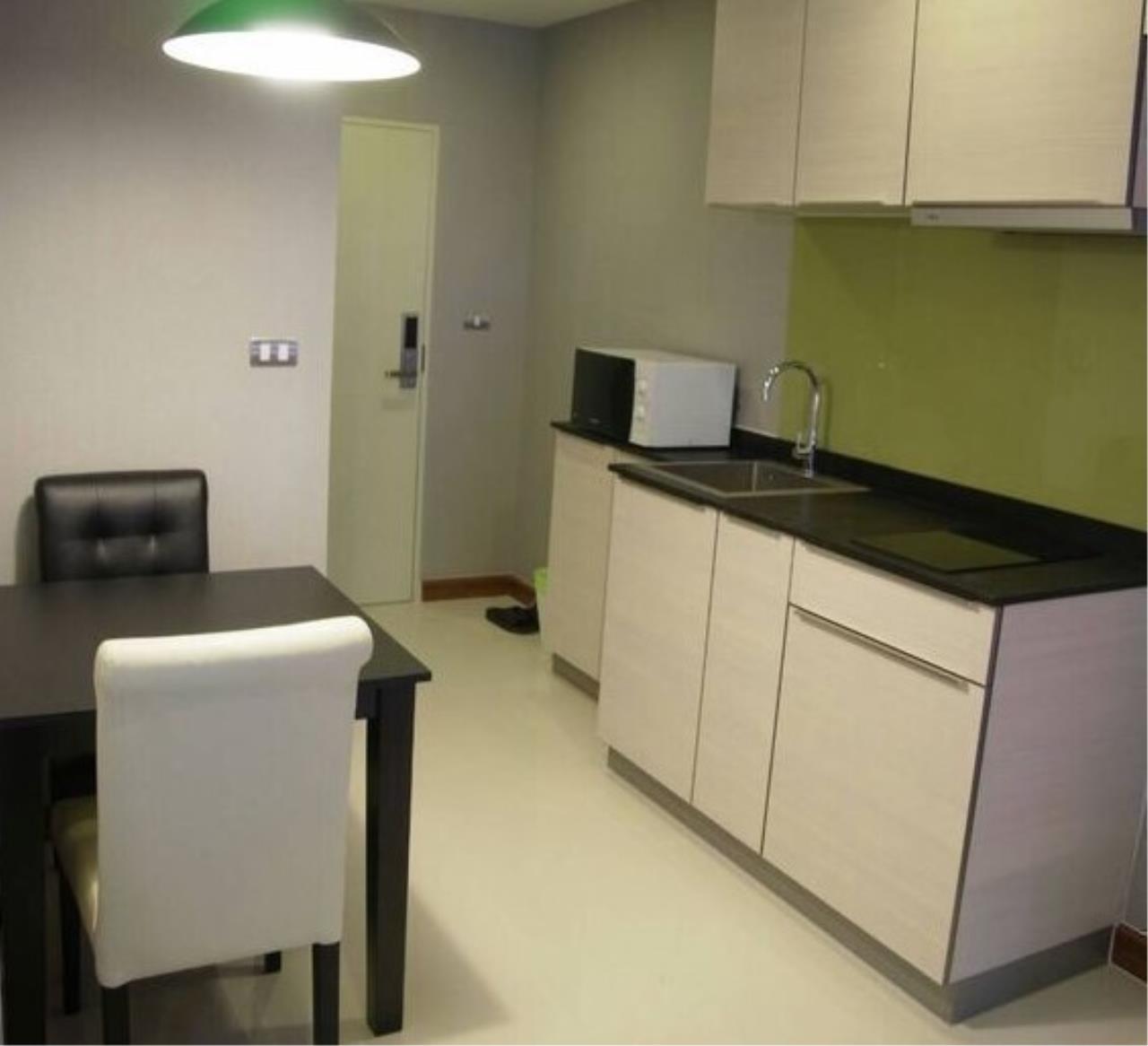 The One Residence Agency's condominium for rent at Tree Condo Ekamai , 1BR , 1BA , 40SQM 4