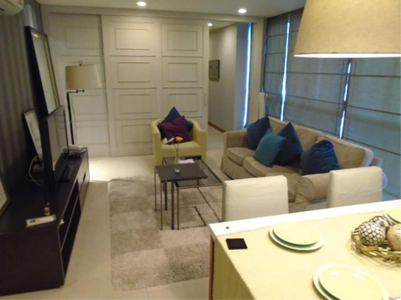 The One Residence Agency's condominium for rent at Tree Condo LUXE Sukhumvit 52 , 2BR , 2BA , 75SQM 6