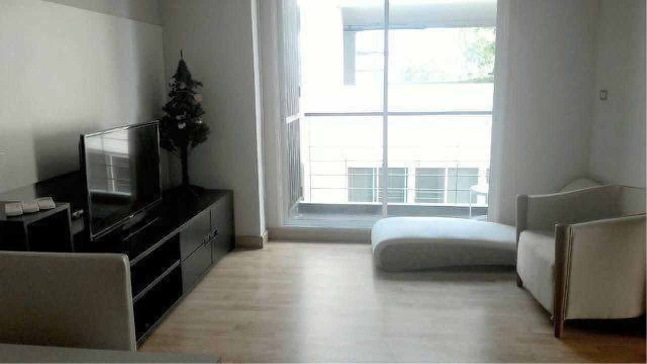 The One Residence Agency's condominium for rent at Tree Condo LUXE Sukhumvit 52 , 2BR , 1BA , 56SQM 6