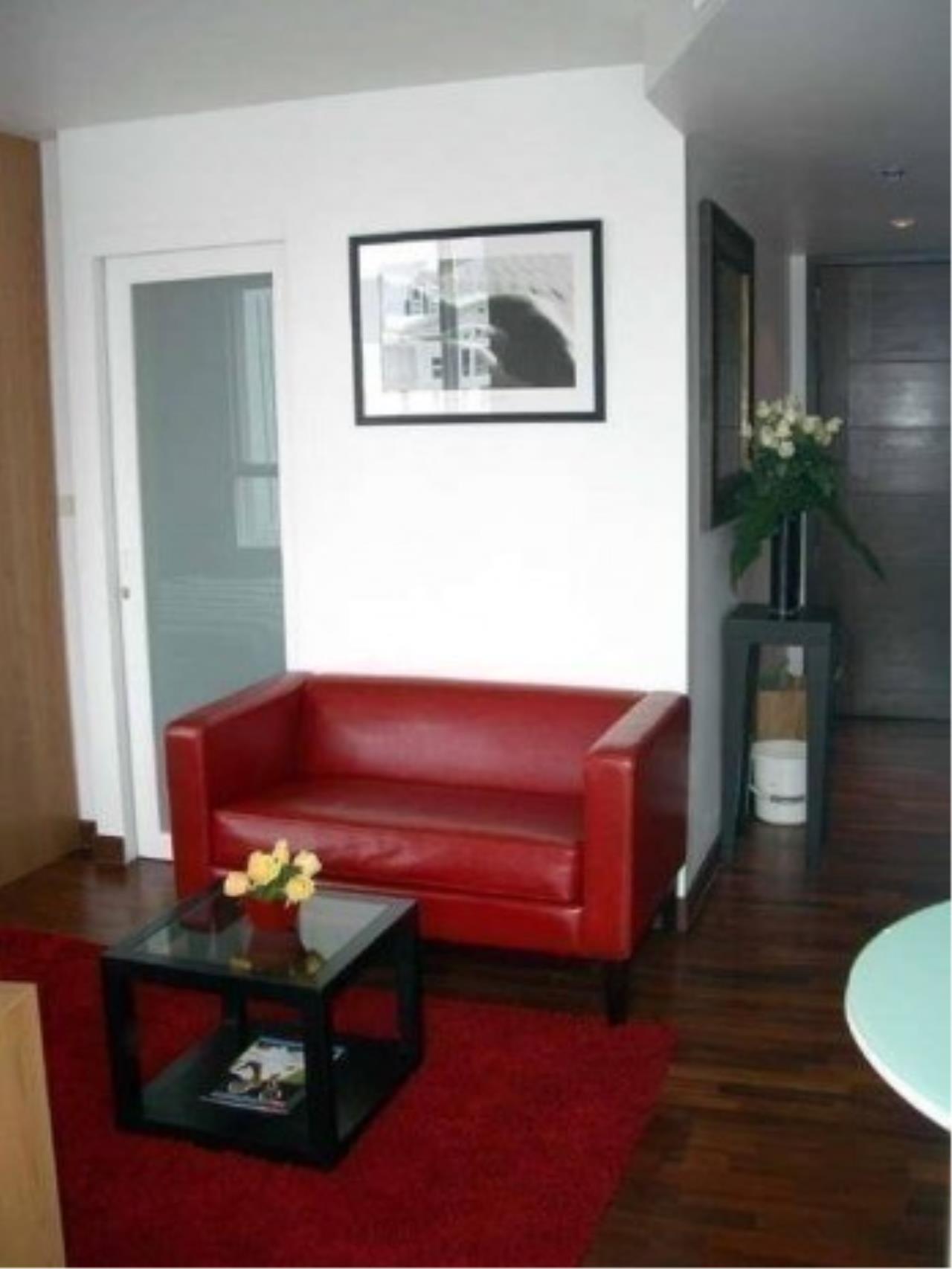 The One Residence Agency's condominium for rent at Urbana Langsuan , 0BR , 1BA , 48SQM 6