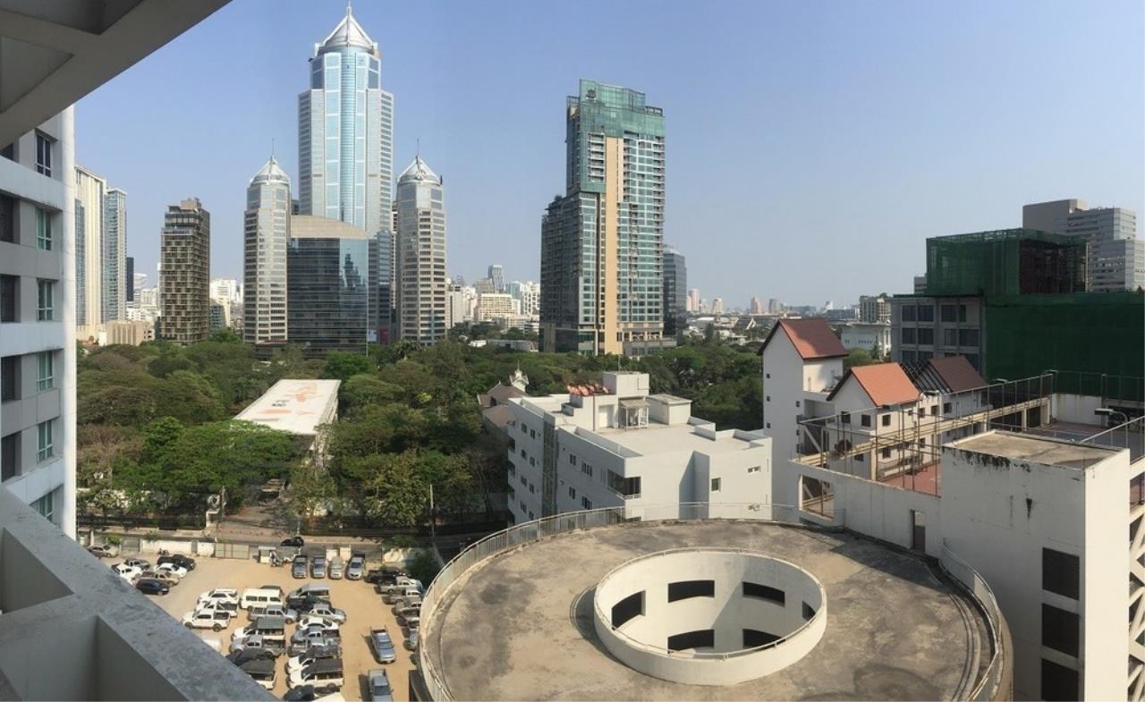 The One Residence Agency's condominium for rent at Urbana Langsuan , 1BR , 1BA , 61SQM 1