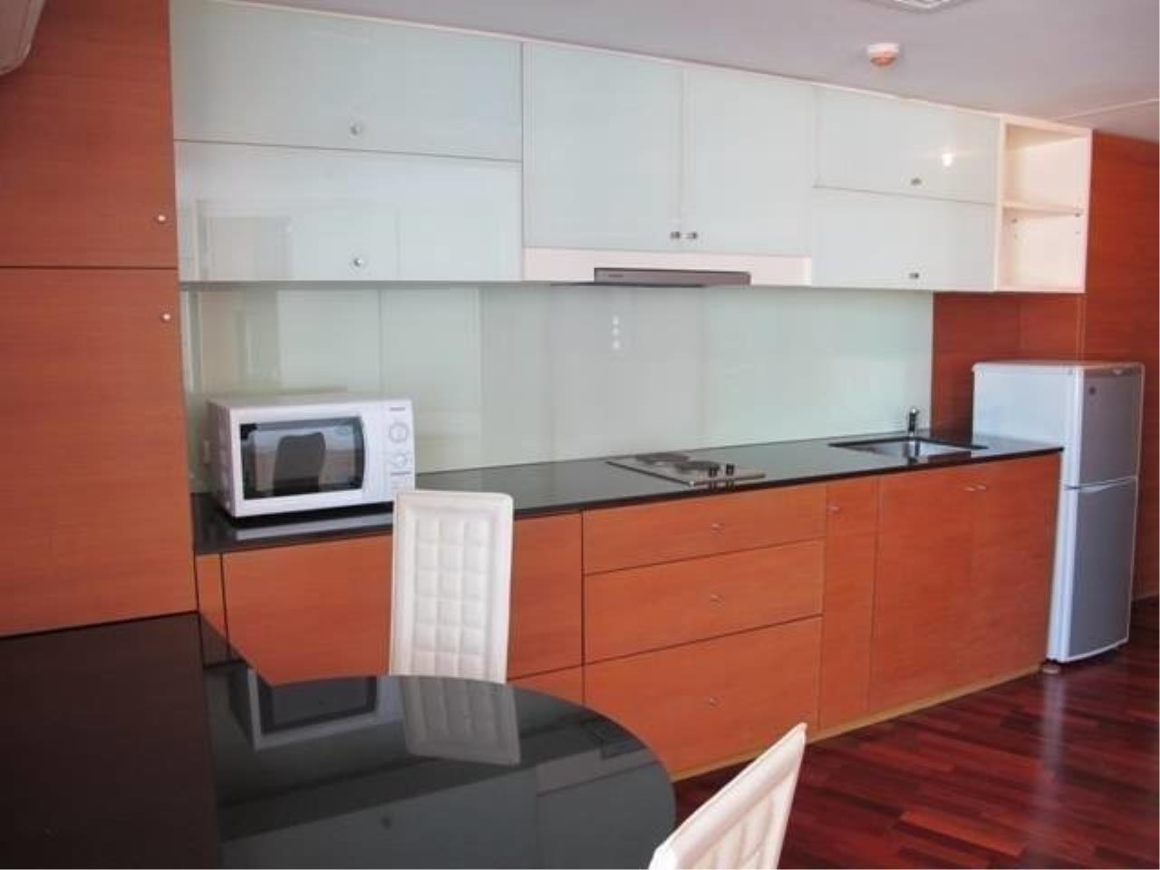 The One Residence Agency's condominium for rent at Urbana Langsuan , 1BR , 1BA , 44SQM 1