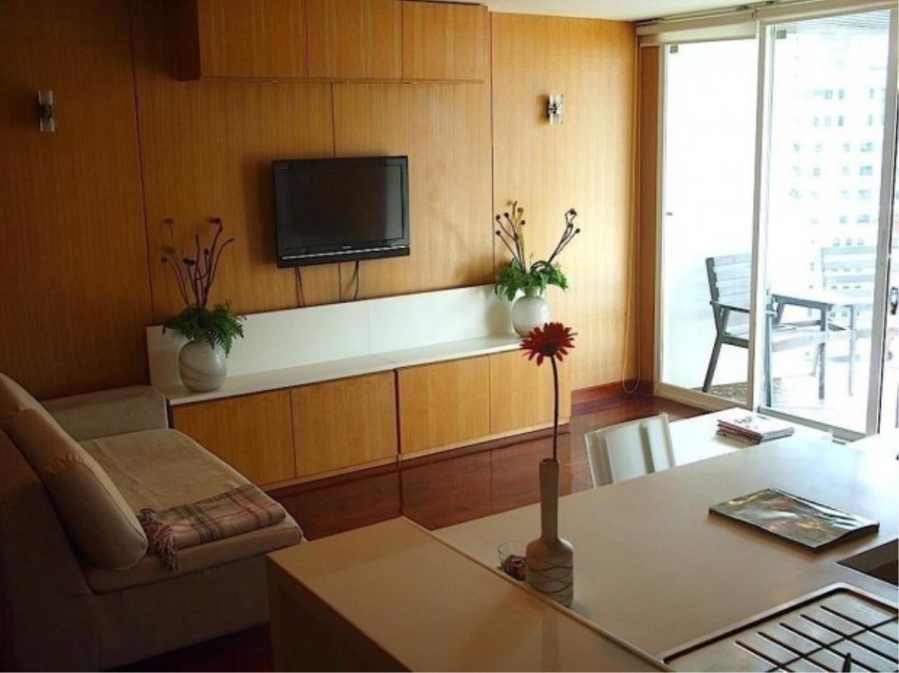 The One Residence Agency's condominium for rent at Urbana Langsuan , 1BR , 1BA , 68SQM 4