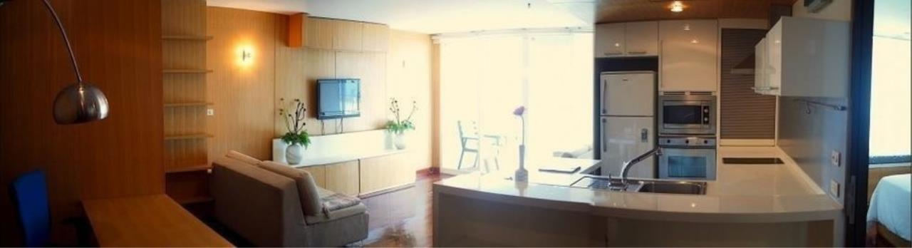 The One Residence Agency's condominium for rent at Urbana Langsuan , 1BR , 1BA , 68SQM 1
