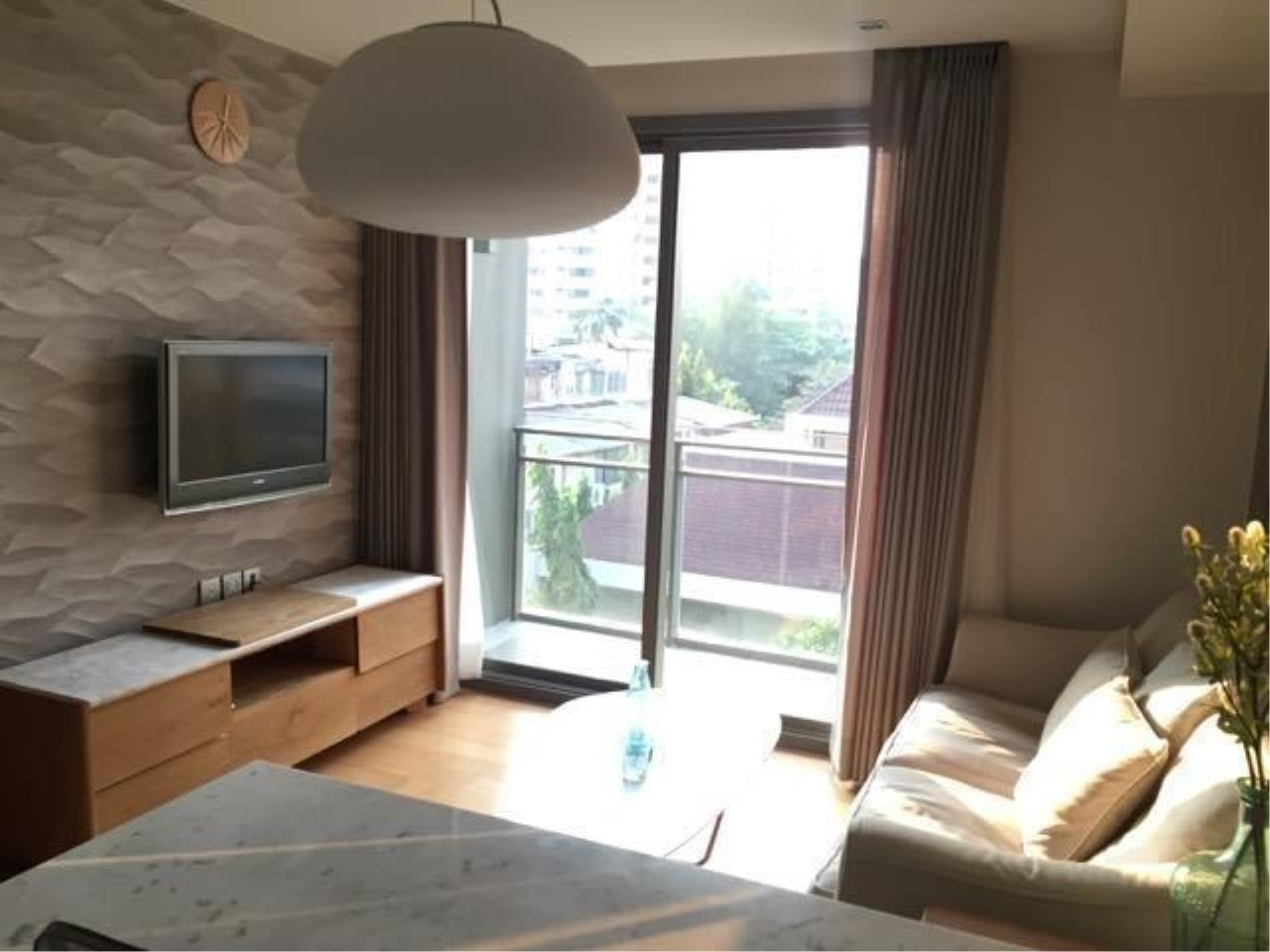 The One Residence Agency's condominium for rent at Via Botani , 1BR , 1BA , 50SQM 9