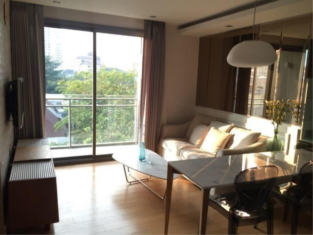 The One Residence Agency's condominium for rent at Via Botani , 1BR , 1BA , 50SQM 4