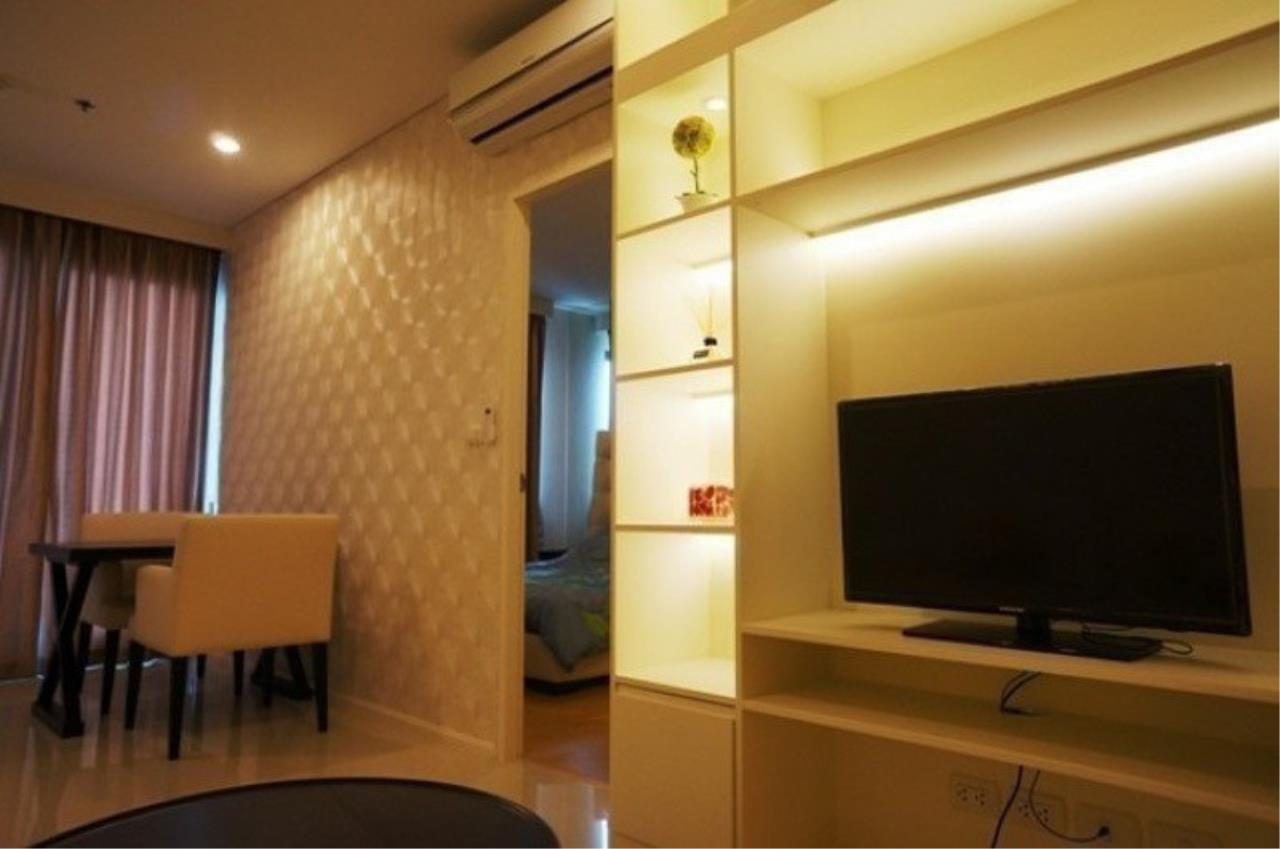 The One Residence Agency's condominium for rent at Villa Asoke , 1BR , 1BA , 41SQM 1