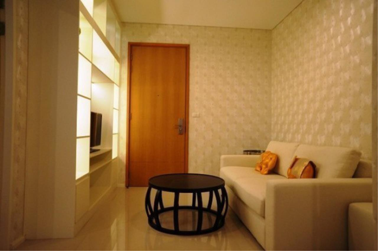 The One Residence Agency's condominium for rent at Villa Asoke , 1BR , 1BA , 41SQM 4