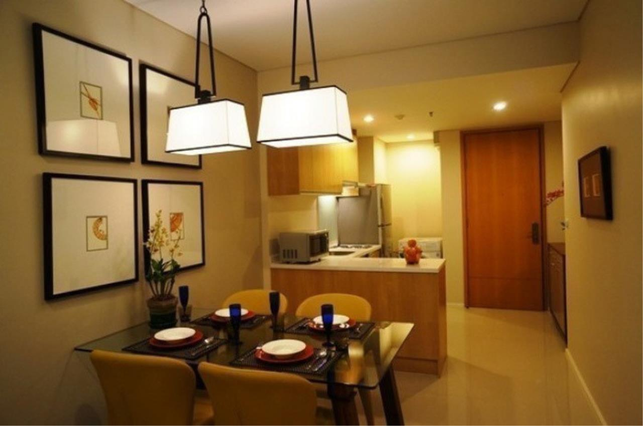 The One Residence Agency's condominium for rent at Villa Asoke , 1BR , 1BA , 48SQM 6