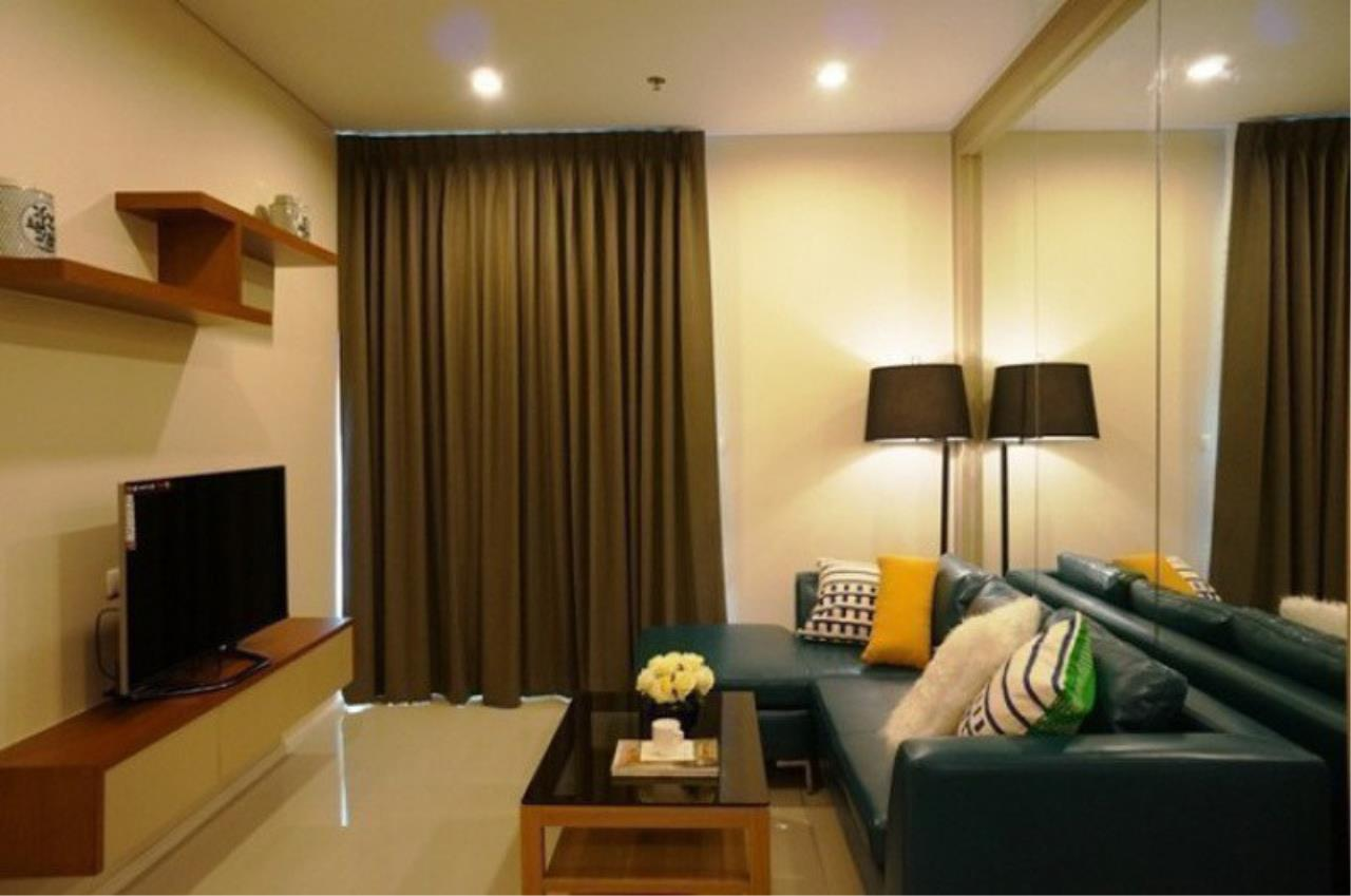 The One Residence Agency's condominium for rent at Villa Asoke , 1BR , 1BA , 48SQM 5