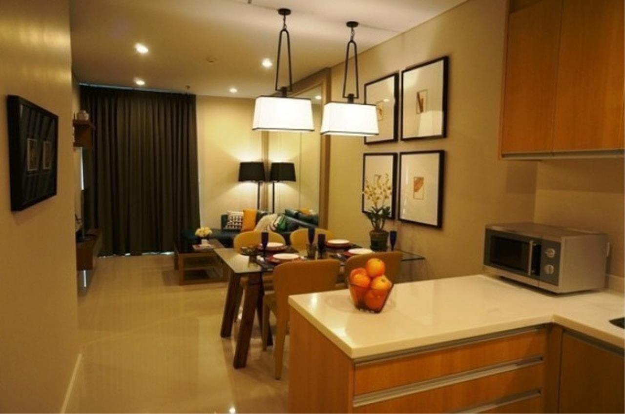 The One Residence Agency's condominium for rent at Villa Asoke , 1BR , 1BA , 48SQM 4