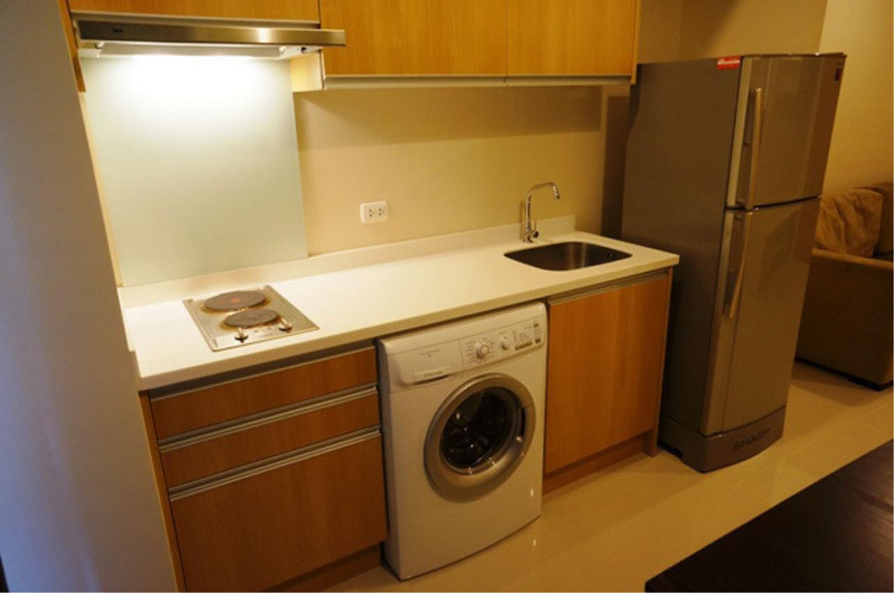 The One Residence Agency's condominium for rent at Villa Asoke , 1BR , 1BA , 40SQM 3