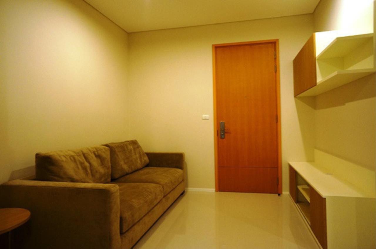 The One Residence Agency's condominium for rent at Villa Asoke , 1BR , 1BA , 40SQM 1