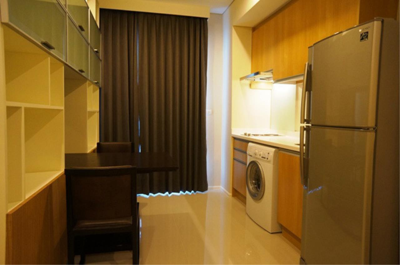 The One Residence Agency's condominium for rent at Villa Asoke , 1BR , 1BA , 40SQM 4