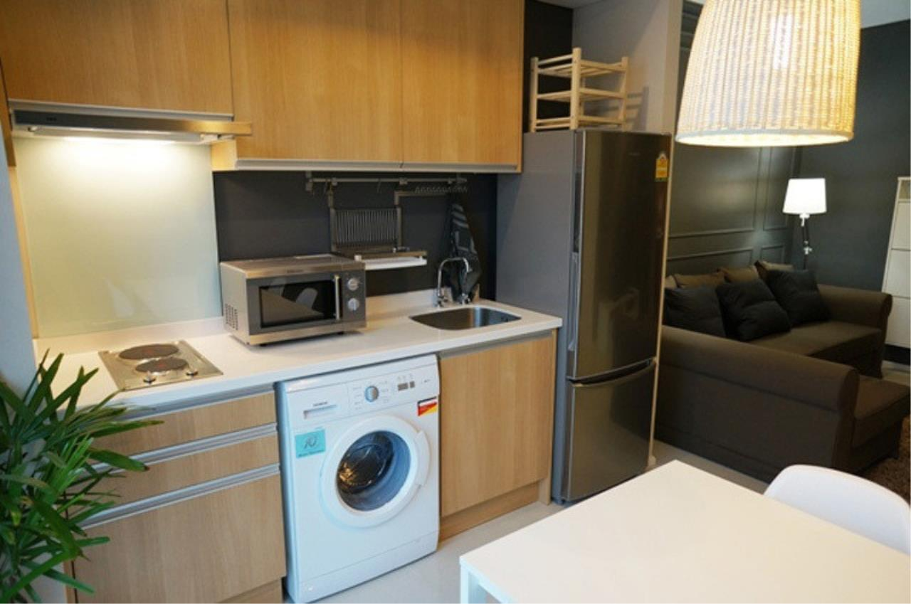 The One Residence Agency's condominium for rent at Villa Asoke , 1BR , 1BA , 41SQM 2