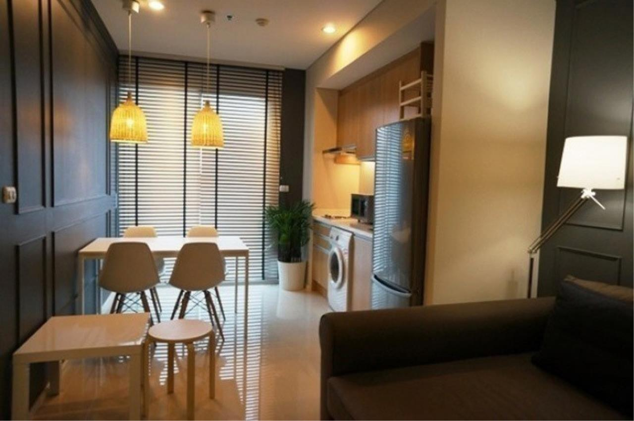 The One Residence Agency's condominium for sale , rent at Villa Asoke , 1BR , 1BA , 41SQM 2