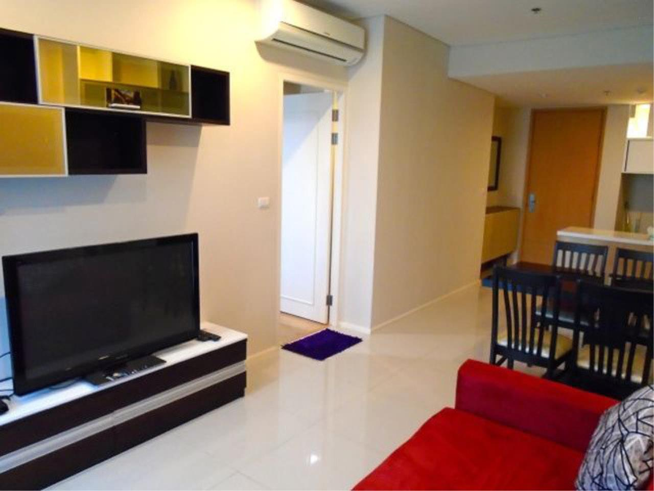 The One Residence Agency's condominium for sale , rent at Villa Asoke , 1BR , 1BA , 48SQM 9