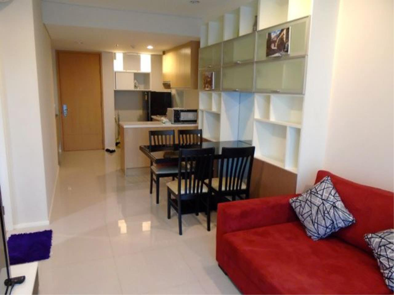 The One Residence Agency's condominium for sale , rent at Villa Asoke , 1BR , 1BA , 48SQM 2