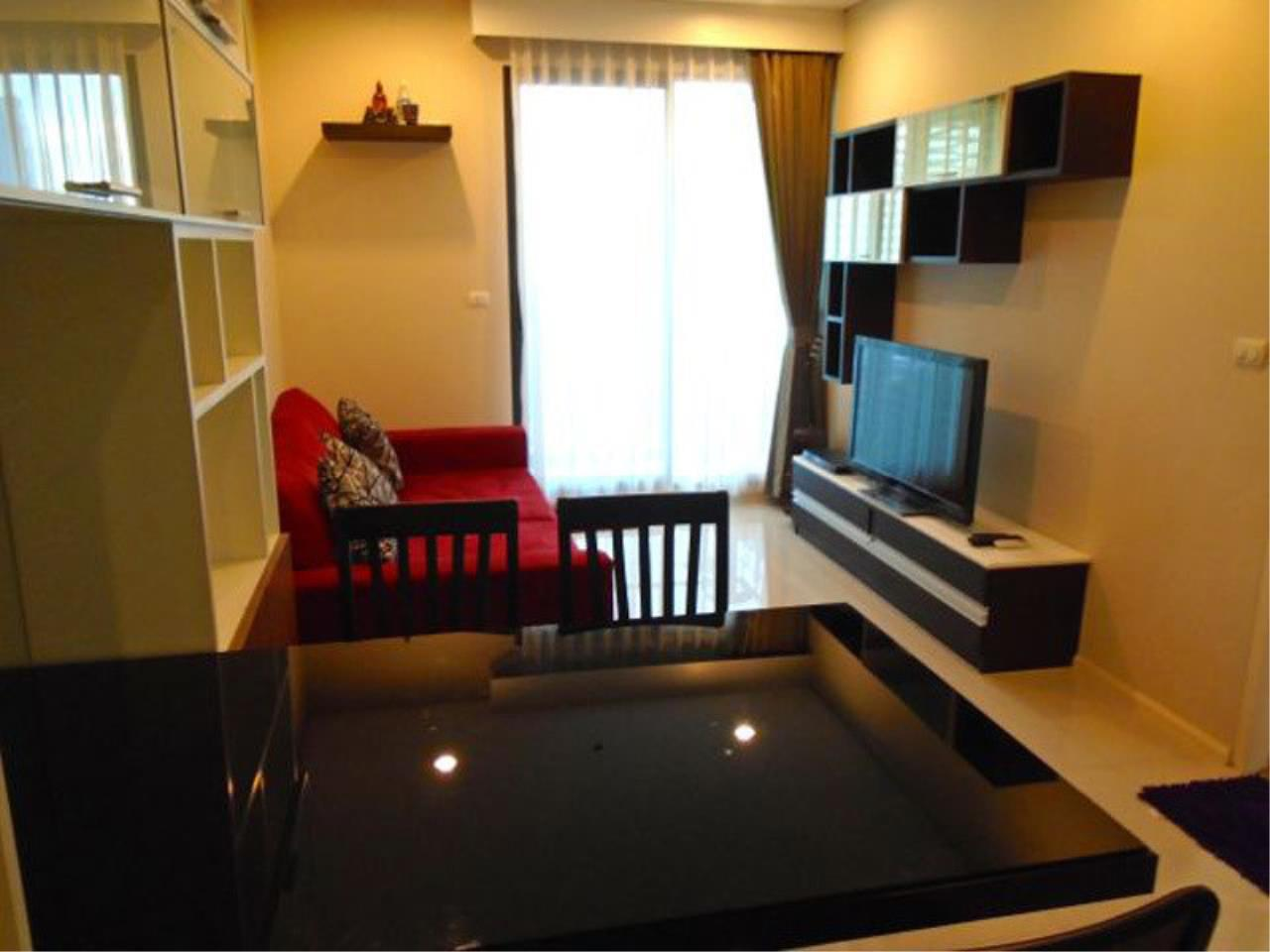 The One Residence Agency's condominium for sale , rent at Villa Asoke , 1BR , 1BA , 48SQM 8