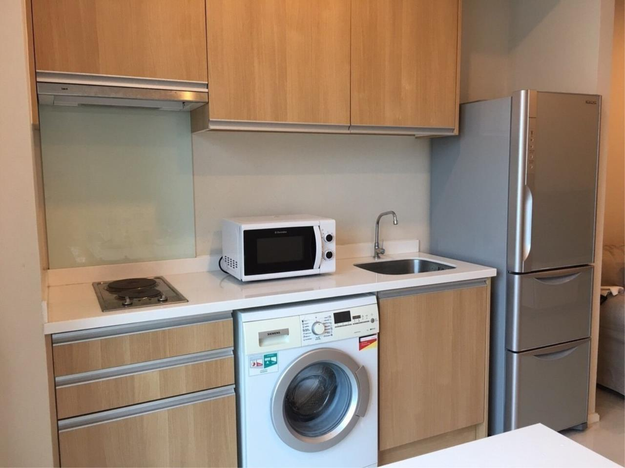The One Residence Agency's condominium for rent at Villa Asoke , 1BR , 1BA , 40SQM 8