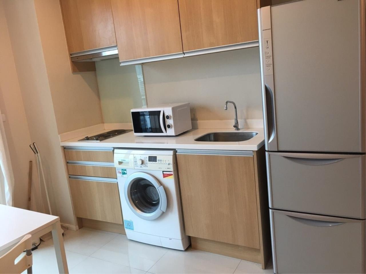 The One Residence Agency's condominium for rent at Villa Asoke , 1BR , 1BA , 40SQM 9