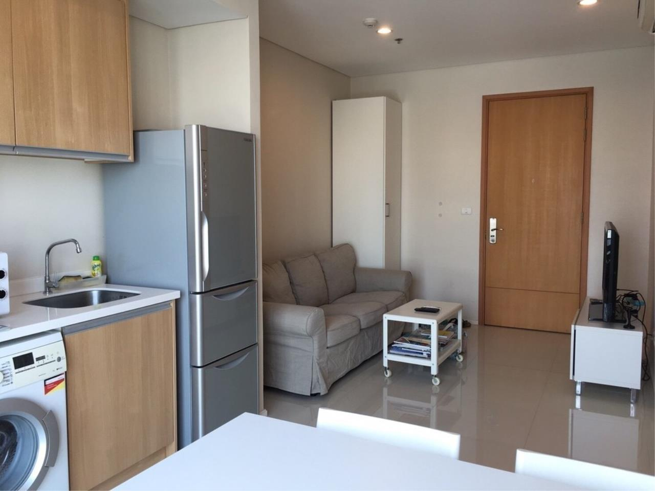 The One Residence Agency's condominium for rent at Villa Asoke , 1BR , 1BA , 40SQM 10