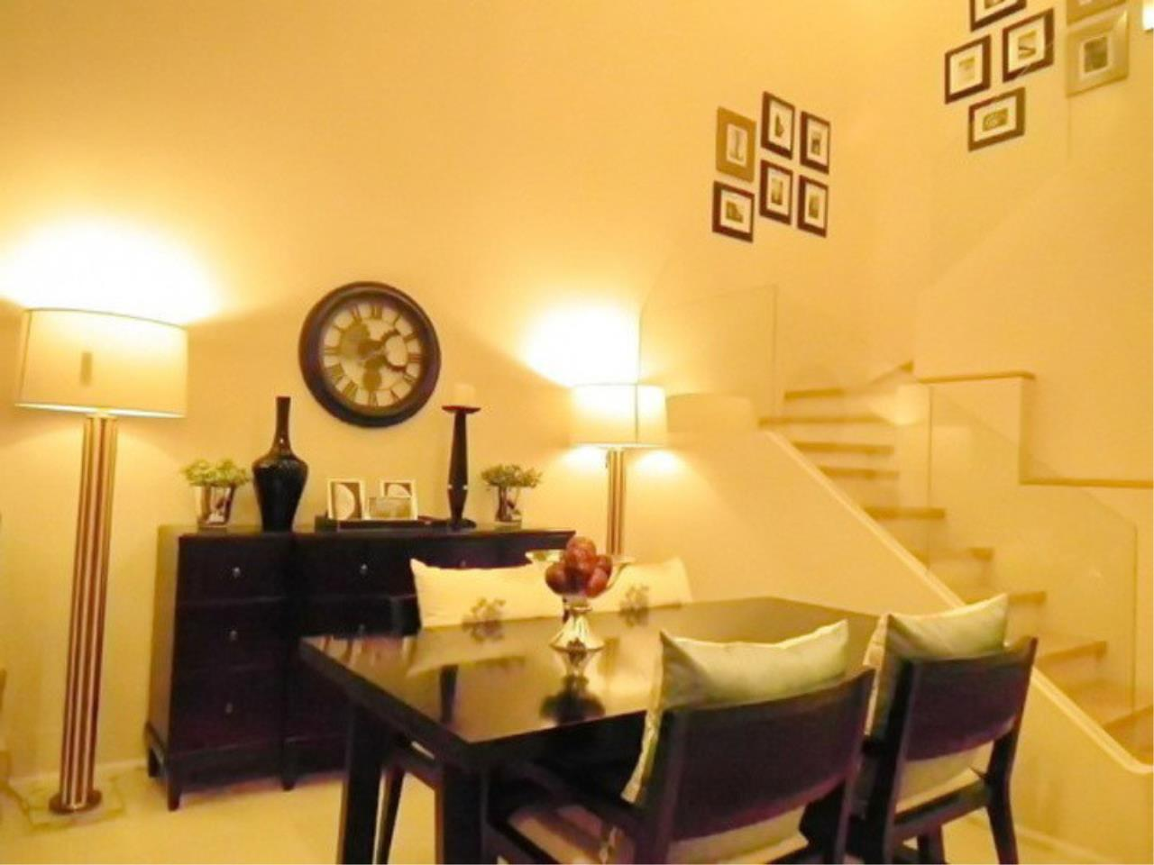 The One Residence Agency's condominium for sale , rent at Villa Asoke , 2BR , 2BA , 97SQM 8