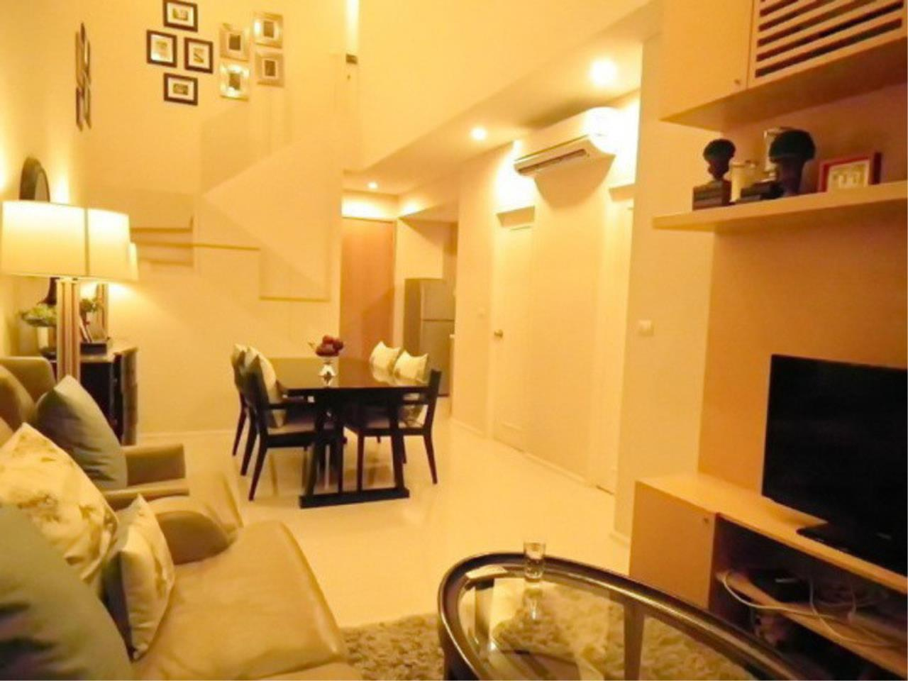 The One Residence Agency's condominium for sale , rent at Villa Asoke , 2BR , 2BA , 97SQM 6