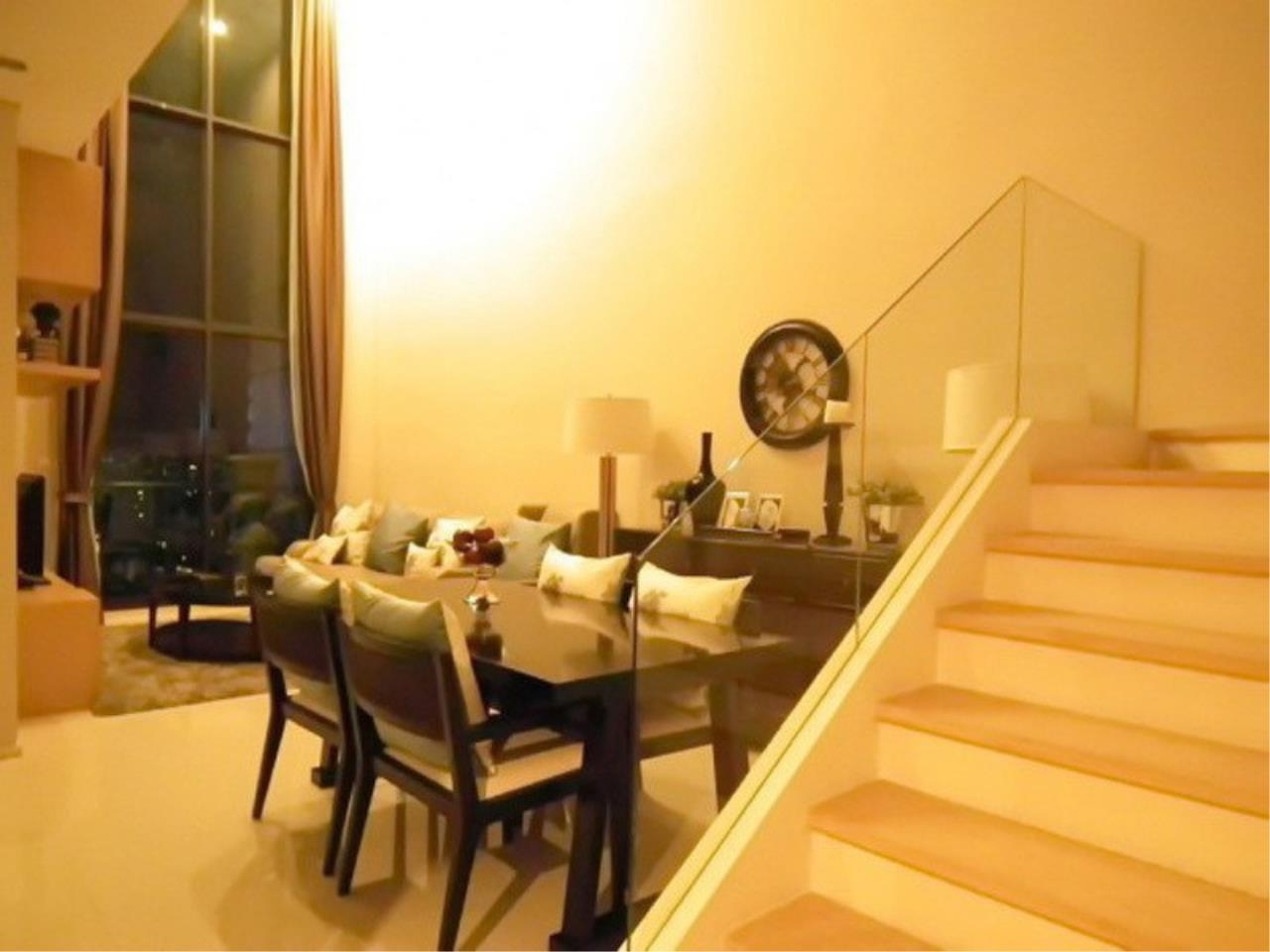 The One Residence Agency's condominium for sale , rent at Villa Asoke , 2BR , 2BA , 97SQM 4
