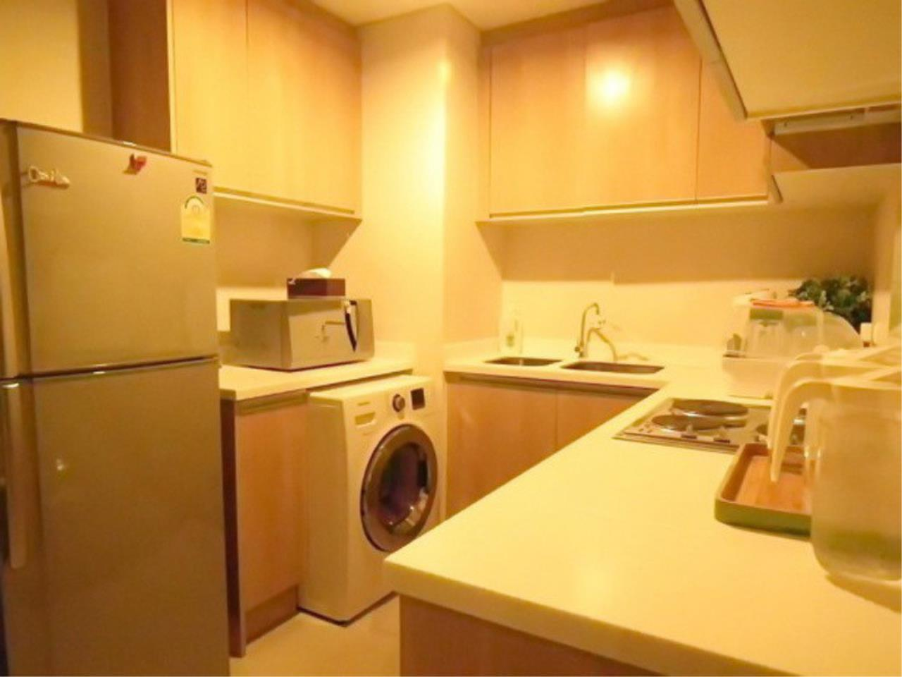 The One Residence Agency's condominium for sale , rent at Villa Asoke , 2BR , 2BA , 97SQM 5