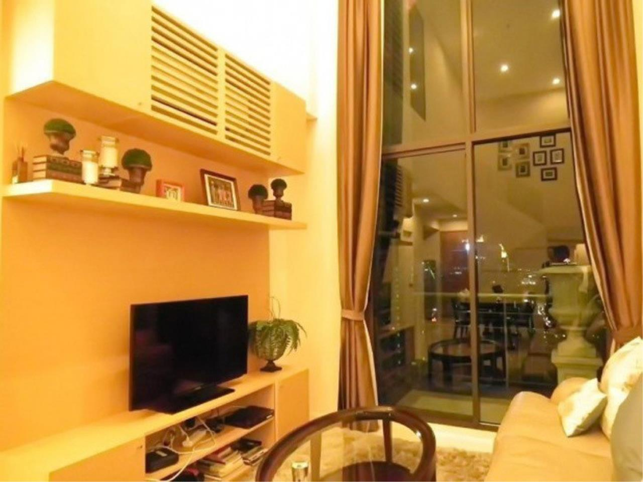 The One Residence Agency's condominium for sale , rent at Villa Asoke , 2BR , 2BA , 97SQM 3