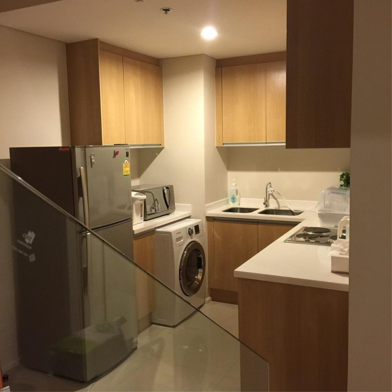 The One Residence Agency's condominium for sale , rent at Villa Asoke , 2BR , 2BA , 90SQM 5